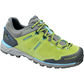 Mammut Alnasca Low GTX Scarpe Donna, dark sprout-grey